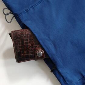 Nihil Galago - Pantalon Homme - bleu
